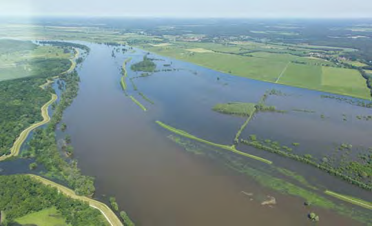 Floodplain restoration and management | Natural Water ...