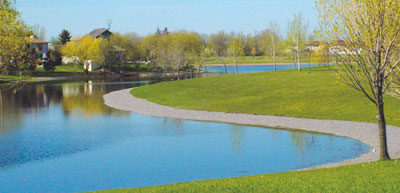 Retention Ponds Natural Water Retention Measures